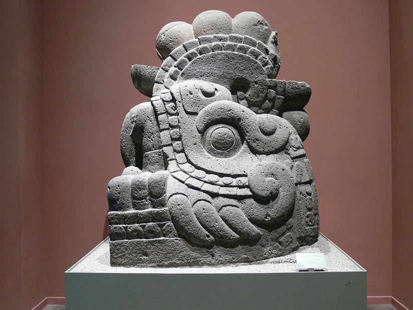 Xiucoatl Sursă foto: Wikipedia
