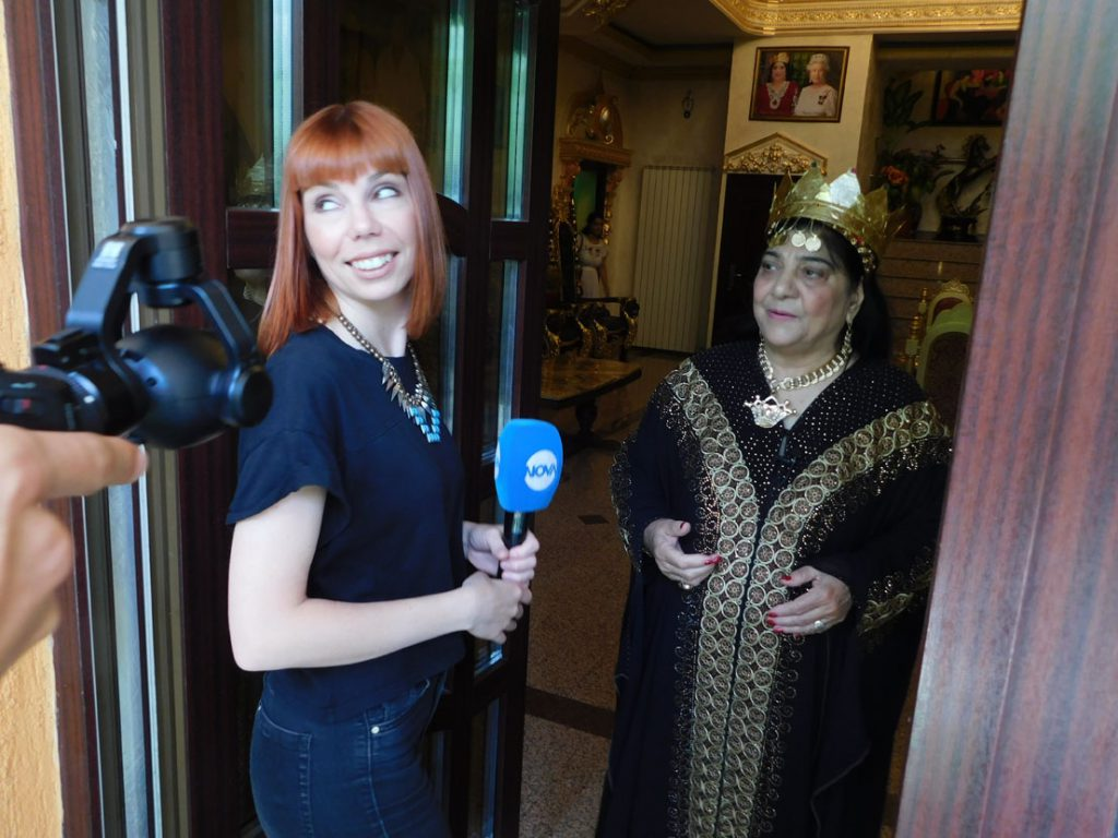 DSCN1363 Maria Campina, regina Magiei Albe din Romania