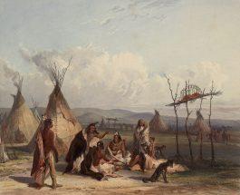 Cuvintele lui Seattle, şeful indienilor Dwamish