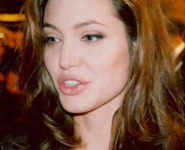 Angelina Jolie depre cineva nesatisfăcut natural
