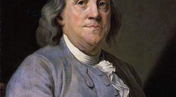 Benjamin Franklin despre vin