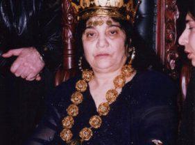 Maria Câmpina, Regina Magiei Albe din România