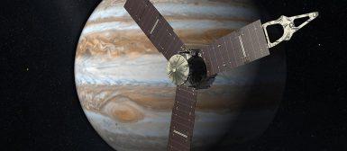 Sunete extraterestre captate recent din atmosfera lui Jupiter