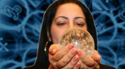 Clarvăzătoarea Mariela din Galați se pregătește pentru marea reuniune a vrăjitoarelor din întreaga lume