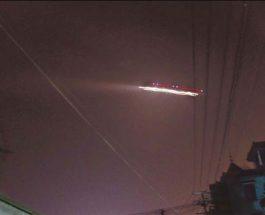 OZN-urile survolează capitala Chinei