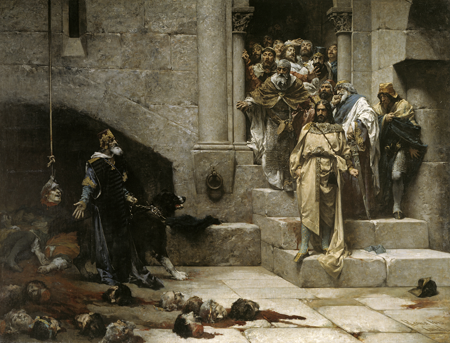 Legenda clopotului din Huesca