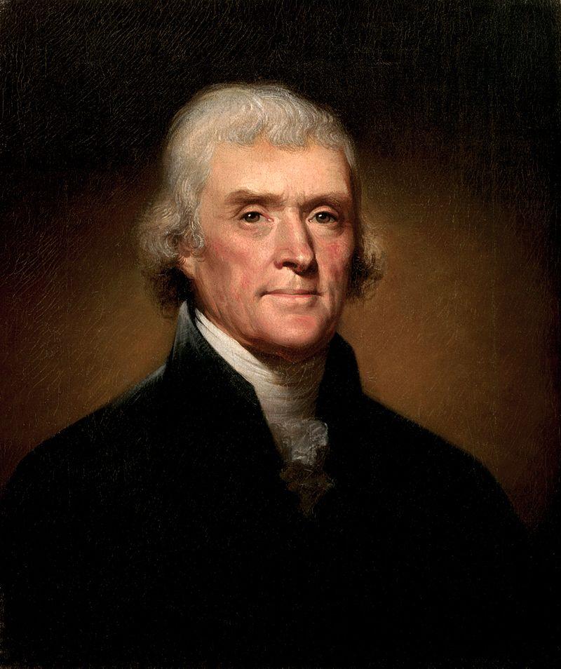 Thomas Jefferson despre democraţie şi dictatură