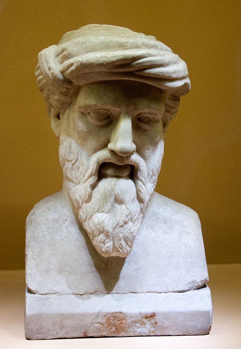 Pitagora despre duşman