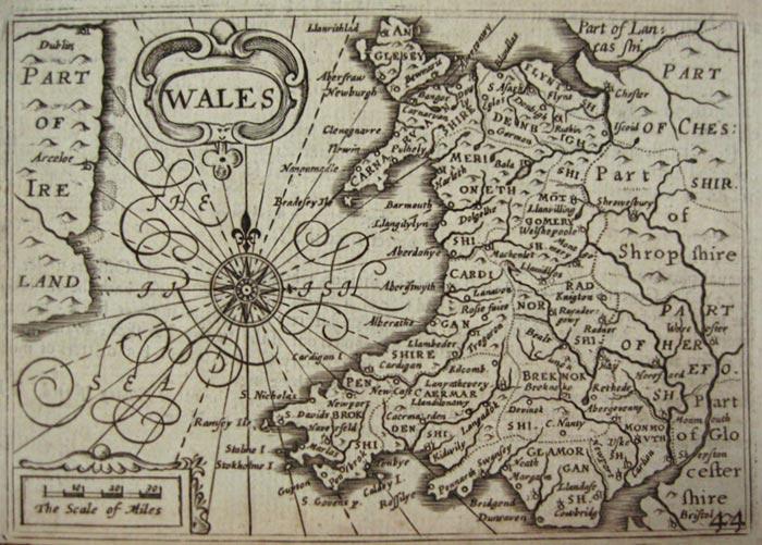Eveniment inexplicabil în Evul Mediu în Ţara Galilor