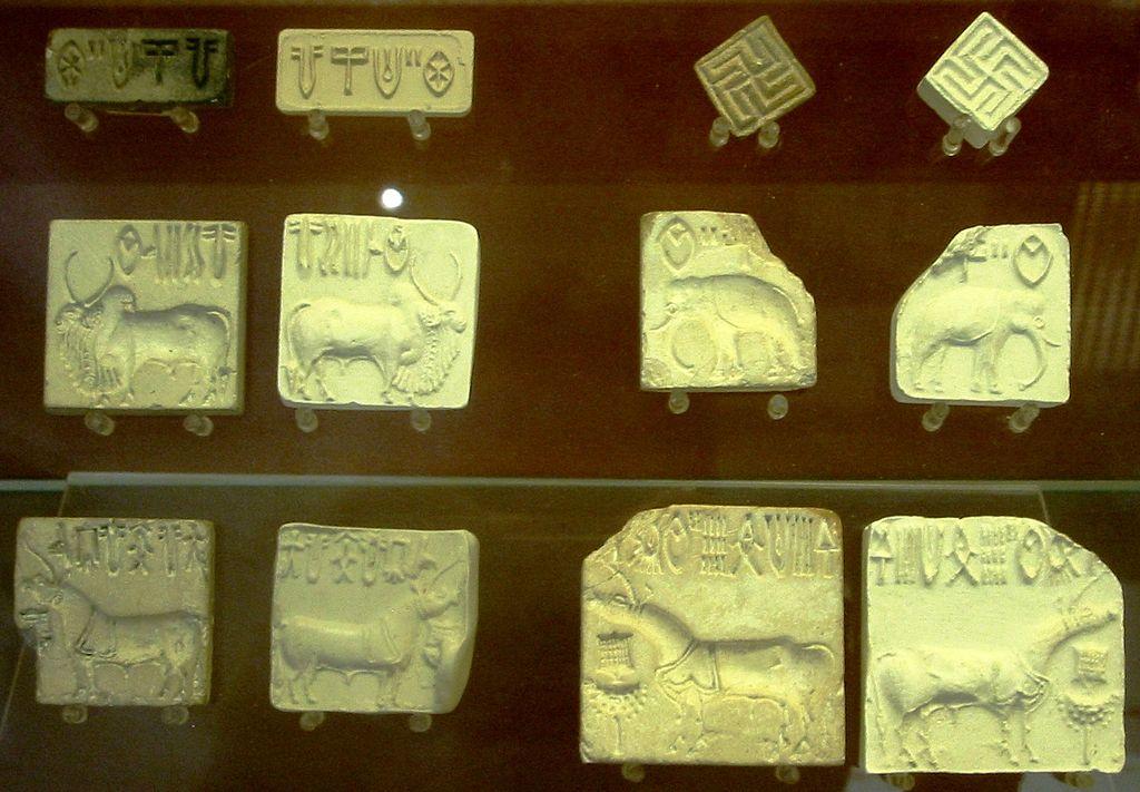 Scriitura enigmaticei civilizaţii a Indusului