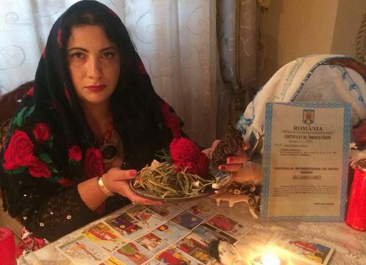 Mulţumiri pentru vrăjitoarea Florica din România și Europa